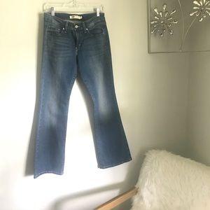 Levis 518 Bootcut Jeans
